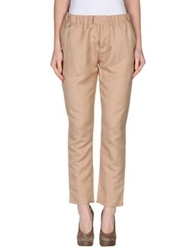 Suncoo Casual Pants Beige