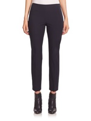 Piazza Sempione New Audrey Cropped Pants Dark Blue