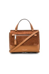 Marc Jacobs The Waverly Small Top Handle Bag Tan