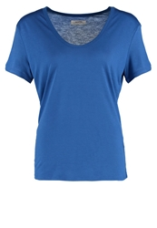 Zalando Essentials Basic Tshirt True Blue Dark Blue