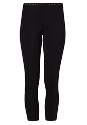 Esprit Sports Coly Tights Black Anthracite