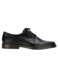 A.P.C. Classic Derby Shoes Black