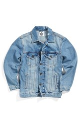 The Ragged Priest Women's Don't Care Denim Jacket