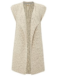 White Stuff Flying Cardigan Taupe