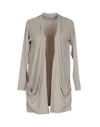 Gran Sasso Knitwear Cardigans Women Light Grey