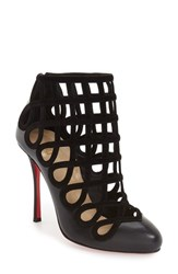 Christian Louboutin Women's 'Cajaboot' Cage Bootie