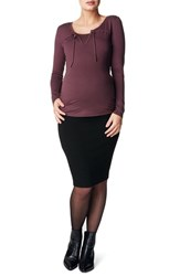 Noppies Women's 'Eli' Over The Belly Maternity Skirt