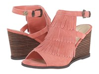 Volatile Notion Coral Women's Wedge Shoes