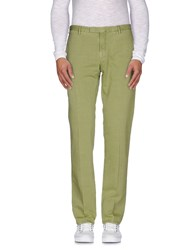 Boglioli Trousers Casual Trousers Men Military Green