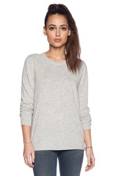 Ag Adriano Goldschmied Horizon Slider Sweater Gray