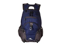 High Sierra Loop Backpack True Navy Mercury Backpack Bags Blue