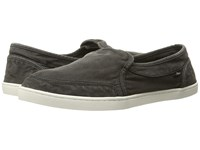 Sanuk Pair O Dice Washed Black Women's Slip On Shoes