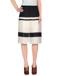 Veronique Branquinho Knee Length Skirts