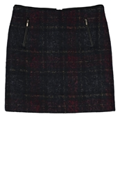 Esprit Collection Mini Skirt Multicolour Blue