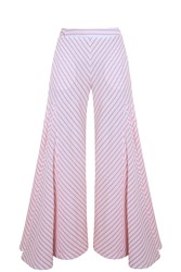 Rosie Assoulin Miss Direction Trousers Red