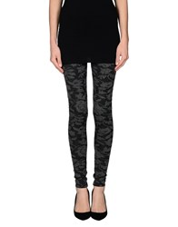 Only Trousers Leggings Women Steel Grey