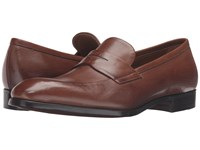 Gravati Penny Loafer W Apron Toe Light Brown