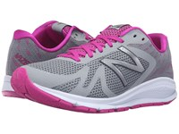 New Balance Vazee Urge V1 Grey Pink Women's Running Shoes Gray