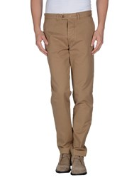 Officine Generale Trousers Casual Trousers Men Khaki