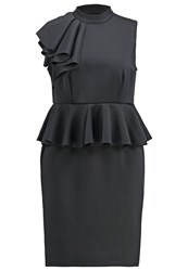 Eloquii Cocktail Dress Party Dress Black