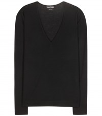 Tom Ford Cashmere Sweater Black