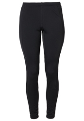 Gore Running Wear Essential Thermo Tights Black
