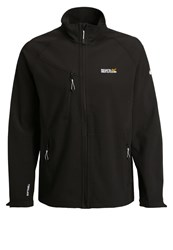 Regatta Neilson Iii Soft Shell Jacket Black