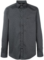 Diesel Plain Shirt Black