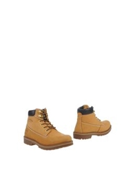Dockers By Gerli Ankle Boots Sand
