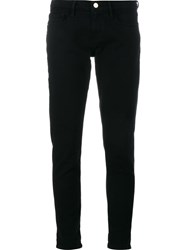 Frame Denim 'Le Gara On' Jeans Black