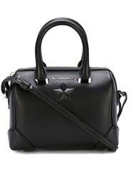 Givenchy 'Lucrezia' Punctuated Star Tote Bag Black