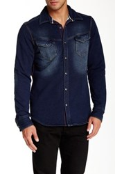 Jeremiah Yuma Shirt Jacket Blue