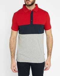 Timberland Tricolour Polo Shirt