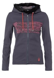 Spyder Soiree Fleece Grau Grey