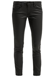 Pepe Jeans Cher Trousers Black Black Denim