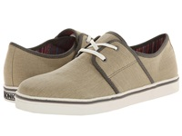 Vionic With Orthaheel Technology Bryson Taupe Men's Lace Up Casual Shoes