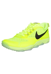Nike Performance Zoom Hypercross Tr Sports Shoes Volt Black Neon Yellow