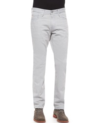 Ag Adriano Goldschmied Graduate 18 Years Embark Jeans Dark Gray