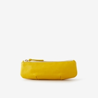 Clare V. X And Other Stories Boyle Pencil Pouch Mustard