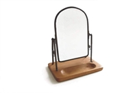 Vintage Beveled Table Mirror By Moineaushop On Etsy