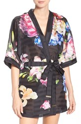 Ted Baker Women's London Print Swim Cover Up Kimono