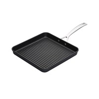 Le Creuset Toughened Non Stick Ribbed Square Grill 28Cm
