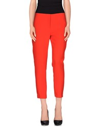 Tara Jarmon Trousers Casual Trousers Women Coral