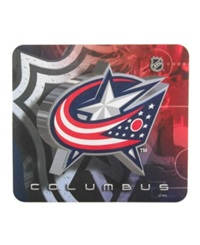 Hunter Manufacturing Columbus Blue Jackets Mouse Pad Team Color