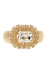 Liz Palacios Starburst Statement Stretch Bangle No Color