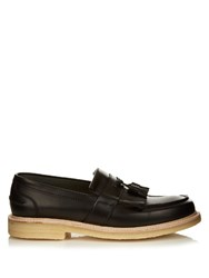 Cheaney Durham Leather Loafers Black