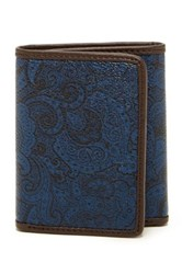 Robert Graham Wallet Blue
