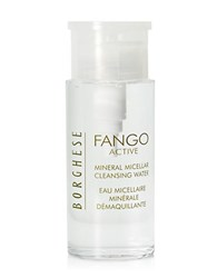 Borghese Fango Active Mineral Micellar Cleansing Water 3.3Oz No Color