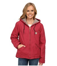 Carhartt Sandstone Sierra Jacket Crab Apple Women's Jacket Pink