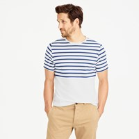J.Crew Arpenteurtm Rachel T Shirt In Nautical Engineered Stripe
